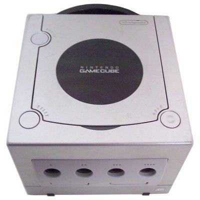 Nintendo Game Cube Silver - Console - Used