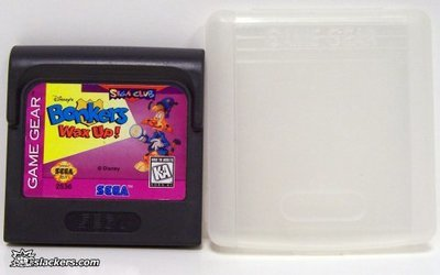 Bonkers: Wax Up - Game Gear - Used