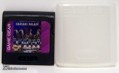 Caesars Palace - Game Gear - Used