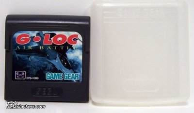 G-LOC: Air Battle - Game Gear - Used