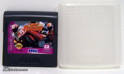GP Rider - Game Gear - Used