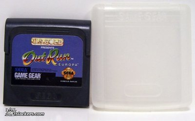 OutRun Europa - Game Gear - Used