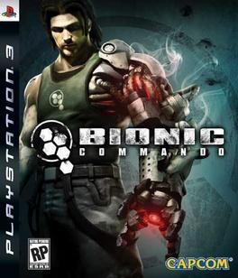 Bionic Commando - PS3 - Used