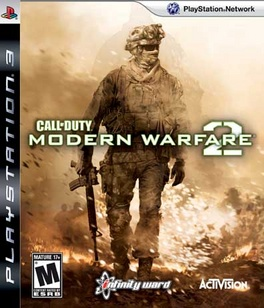 Call Of Duty: Modern Warfare 2 - PS3 - Used