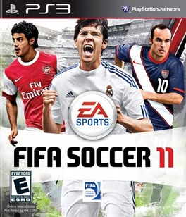 FIFA 11 - PS3 - Used