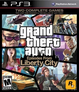 Grand Theft Auto Episodes From Liberty City - PS3 - Used