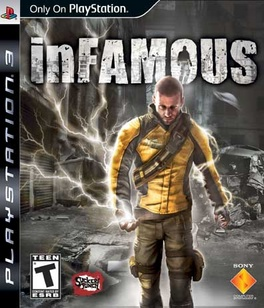 Infamous - PS3 - Used