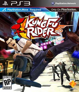 Kung Fu Rider - PS3 - Used