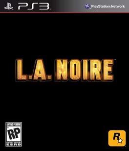 LA Noire - PS3 - Used