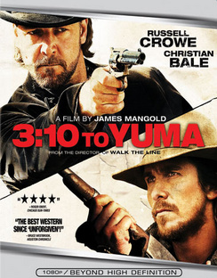 3:10 to Yuma - DVD - used