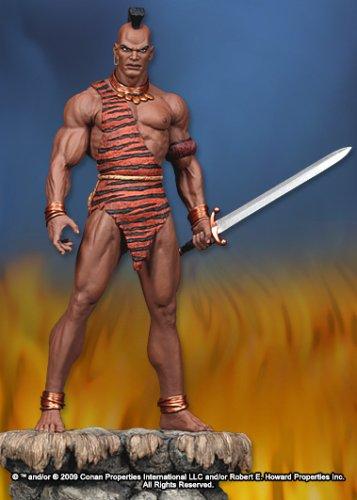 Conan the Barbarian Zula Statue