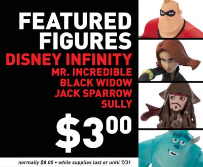Featured Figure - Disney Infinity