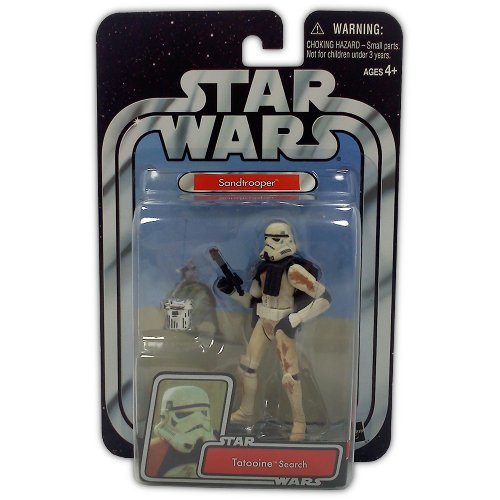Star Wars Episode IV Tatooine Search Sandtrooper - Action Figure - New