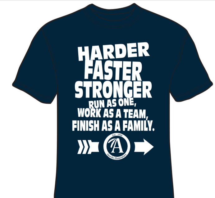 Apache Cross Country - Youth T-Shirts