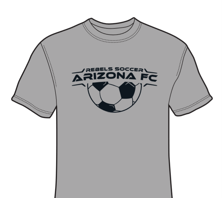 AFC Soccer Ball - Black