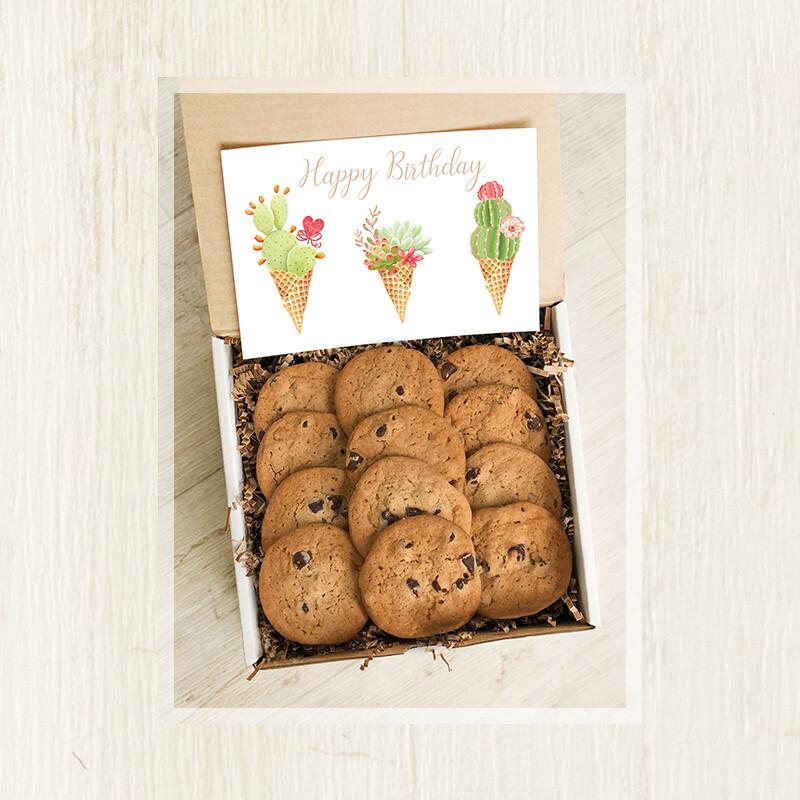 Happy Birthday Dessert Box
