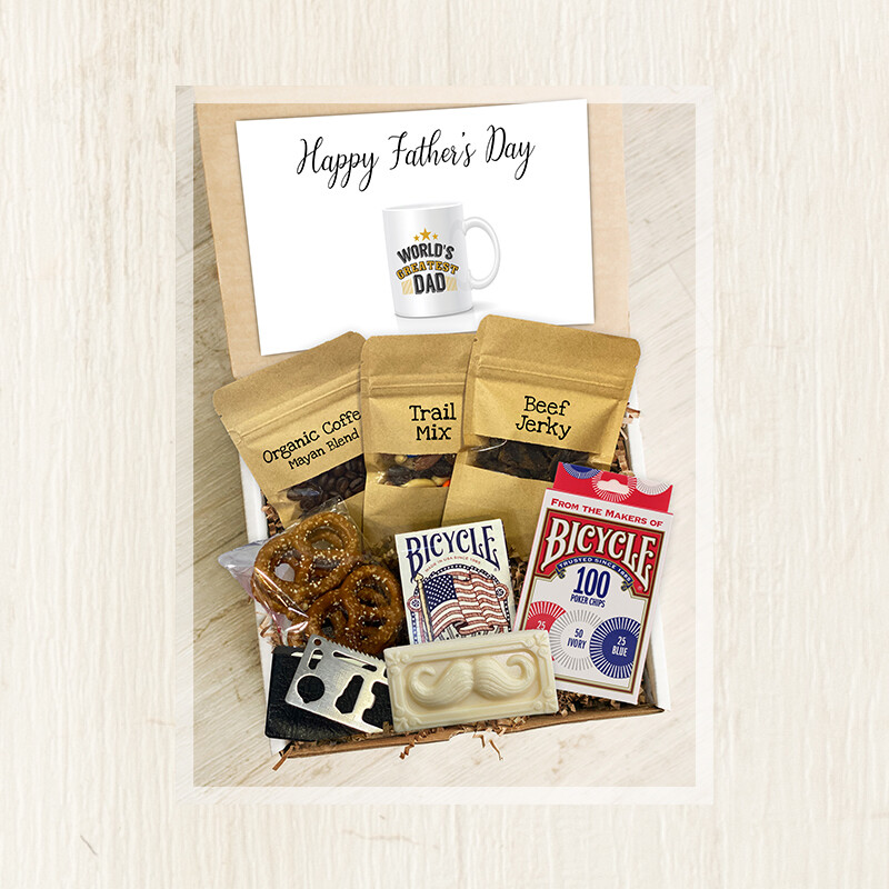 Happy Father's Day Box