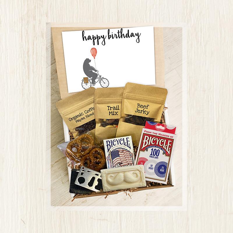 Guys Birthday Box