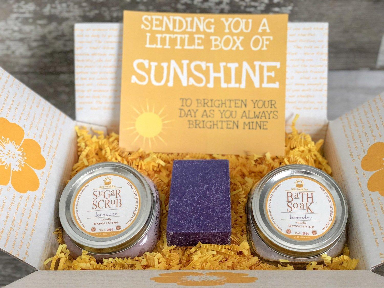 Hello Sunshine Box