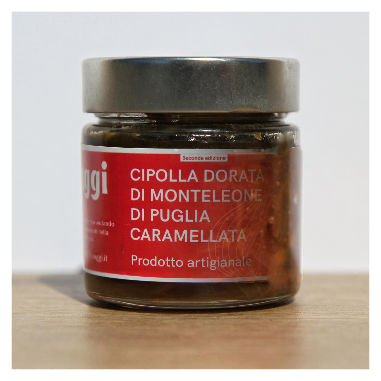 Cipolla Dorata di Monteleone Caramellata
