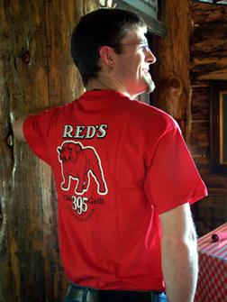 Red's Bulldog T-Shirt