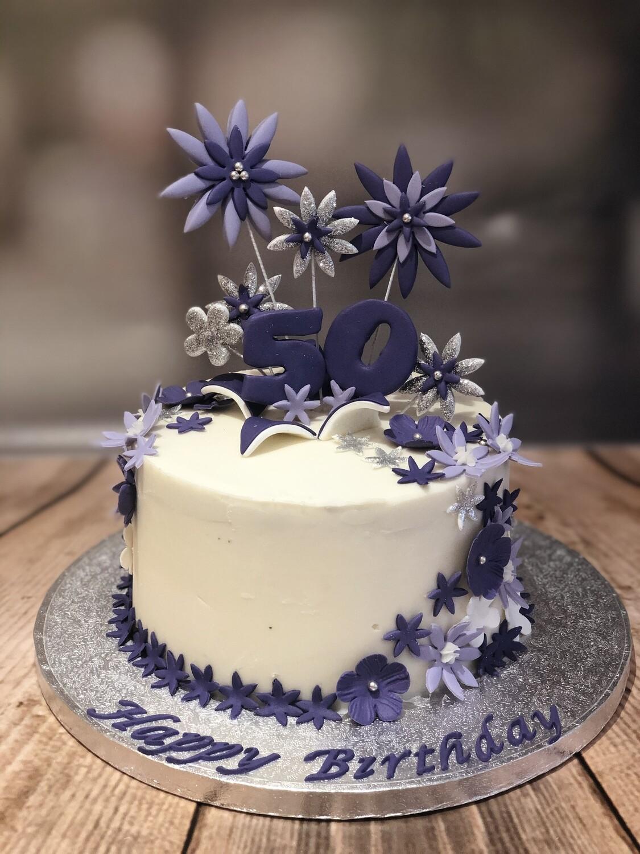 Magical Cake Corner Geburtstagstorte Fruchtig Frisch Und Lecker