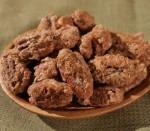 Honey Cinnamon Roasted Pecans