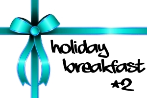 Holiday Breakfast Gift Box #2