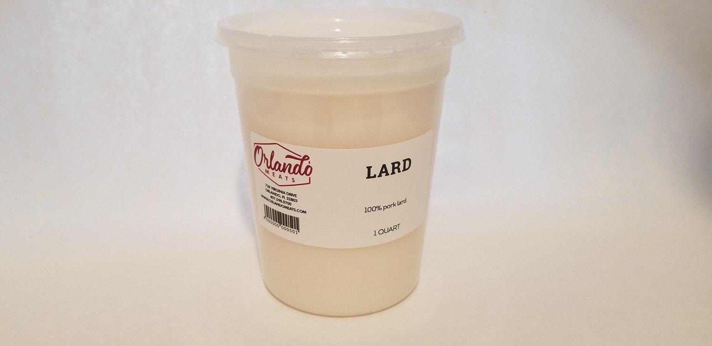 Lard - 1 Pint
