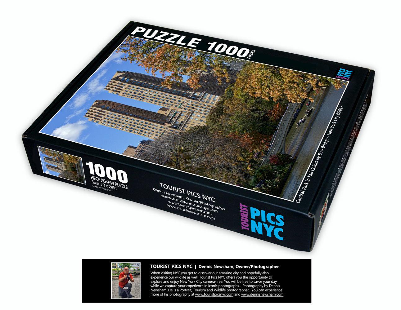 Central Park Puzzle