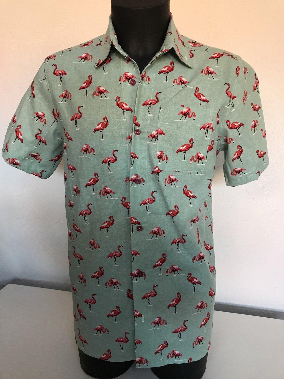 Hemd Flamingo