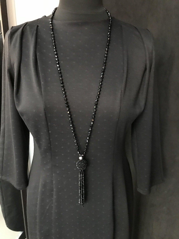 Zwarte ketting