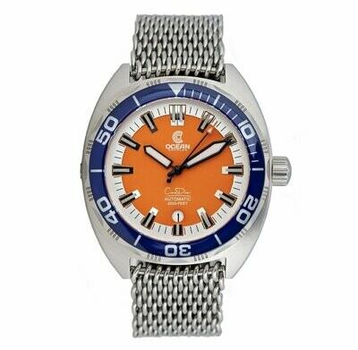 Ocean Crawler Core Diver - Orange