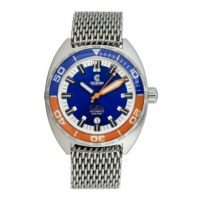 Ocean Crawler Core Diver - Blue/Orange