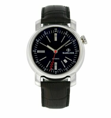 Grand Cru II (44 mm) Noir for Men