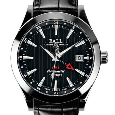 Chronometer Red Label GMT