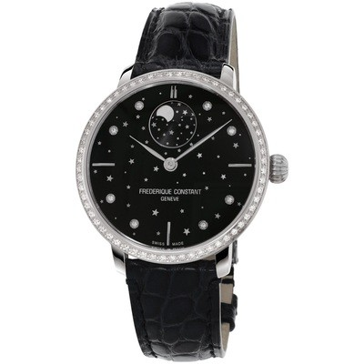 SLIMLINE MOONPHASE STARS MANUFACTURE