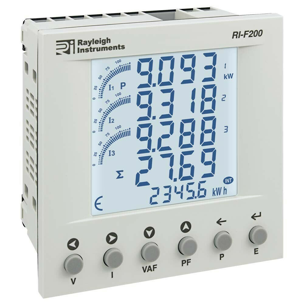 AC Digital Meter with LoadView Data Port