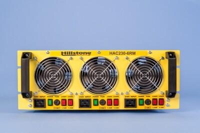 HAC230-6RM Heatload Server Simulator