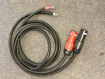 DC Cable set 5m 300A