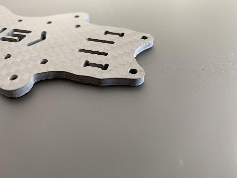 LM2 V2 Bottom Plate BANDO EDITION