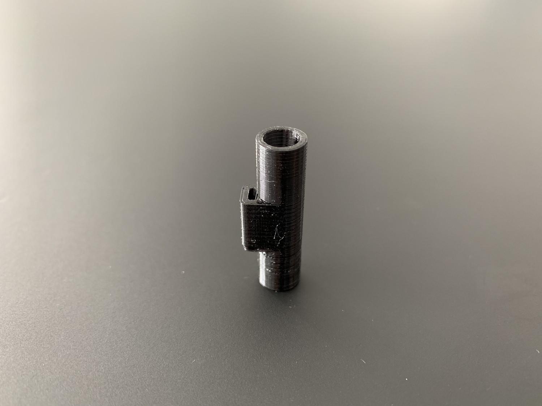 Supporto Fascetta Antenna su Standoff 22mm