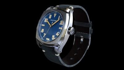 Venturo Field Watch #2 Blu / Blue Preordine 2 / Preorder 2