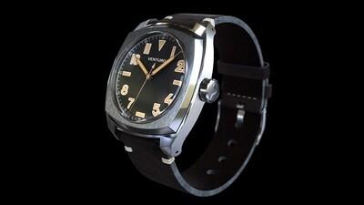 Venturo Field Watch #2 Nero / Black Preordine 2 / Preorder 2