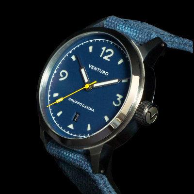 Venturo Field Watch #1 Blu / Blue