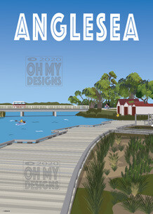 Anglesea - River