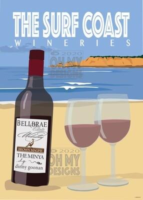 NEWEST! Surf Coast Wineries
