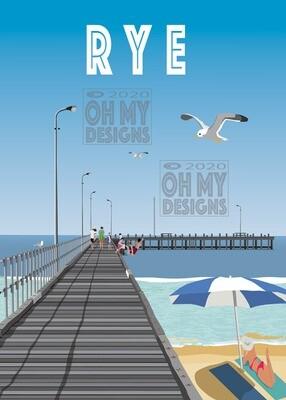 NEWEST! RYE Pier