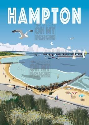 NEWEST! Melbourne - Hampton Victoria