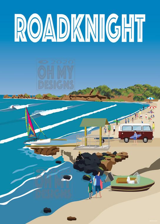 Point Roadknight Boat Ramp